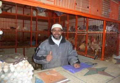 Cooking class - Chicken man