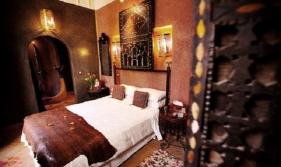 riad -room tamsrite - night