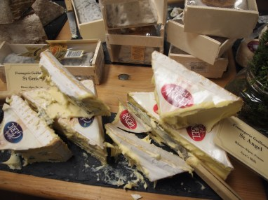 Fromagerie Guilloteau - Saint Angel
