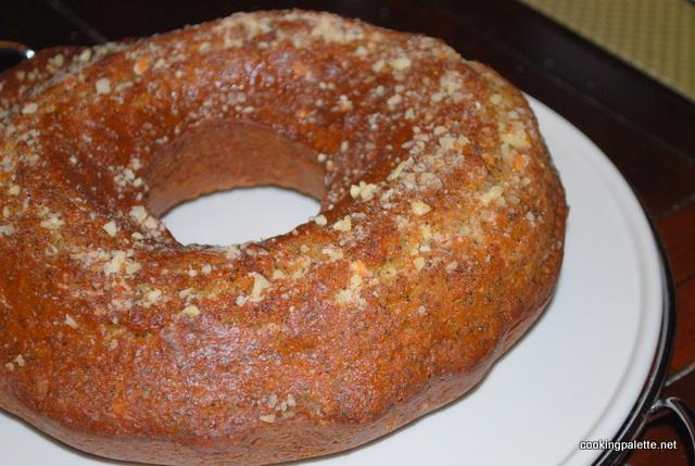 Лимонно-маковый кекс (16)