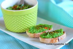 crostini with green pea (24)