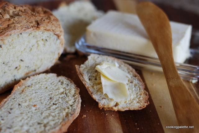 irish soda bread with caraway (12)