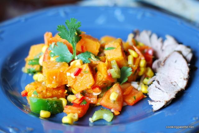 sweet potato warm salad (15)