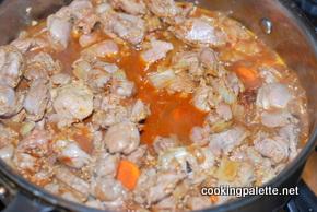 chicken gizzards paprikash (8)