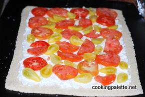 tomato ricotta tart (4)