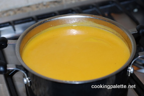 butternut apple ginger  soup (7)