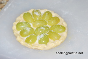 grape tartlets (6)