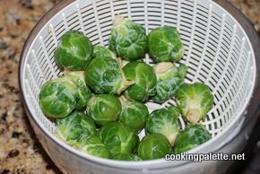 brussel sprouts marinated (1)