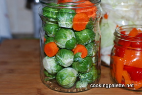 brussel sprouts marinated (3)