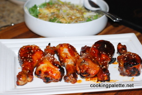 honey hot chicken drumsticks (5)
