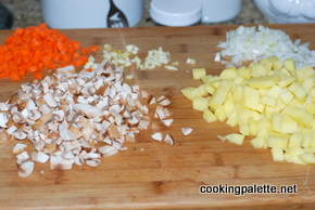 mushroom farina soup (1)