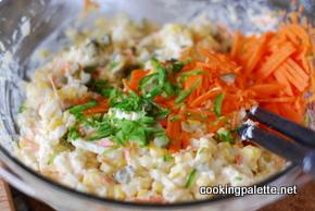 crab corn salad (7)