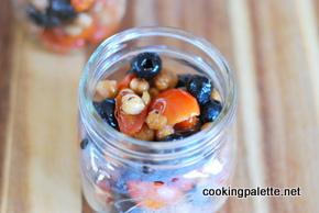 cured garbanzo olives tomato mix (7)