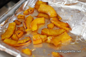 pumpkin bacon cheese salad (8)