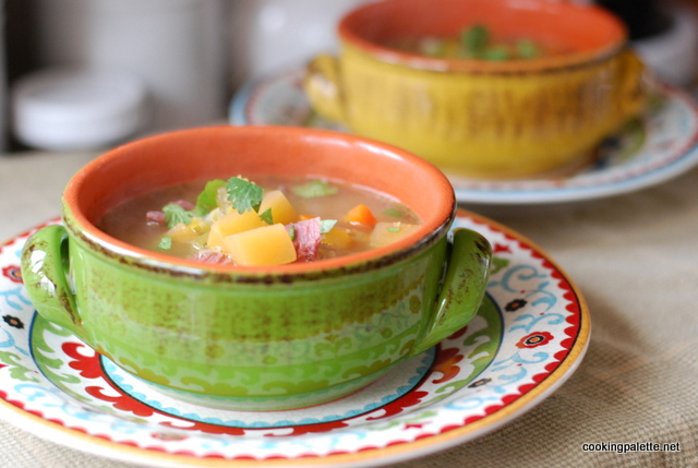 split pea soup with spices  (14)