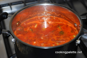tomato soup with warm spices (4)