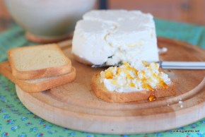 homemade cream cheese (10)