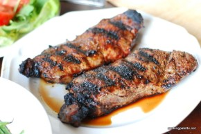steak with green beens grilled (11)