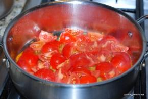 spaghetti al pomodoro (2)