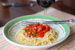 spaghetti al pomodoro (5)