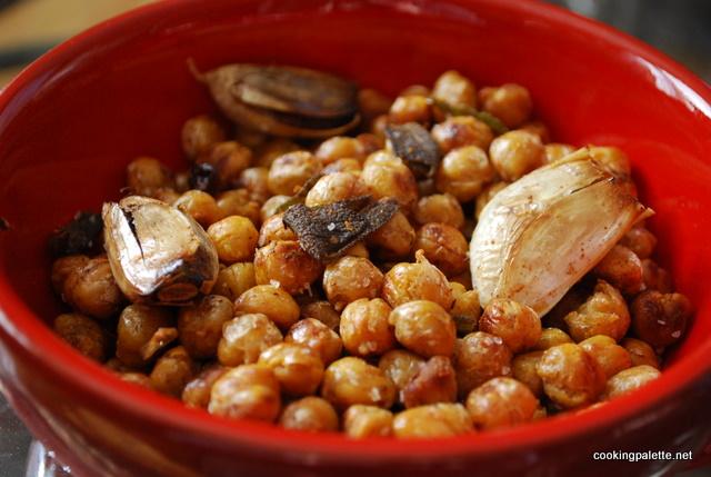 Как готовить турецкий горох