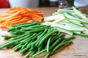 green bean, carrot and zucchini salad (2)