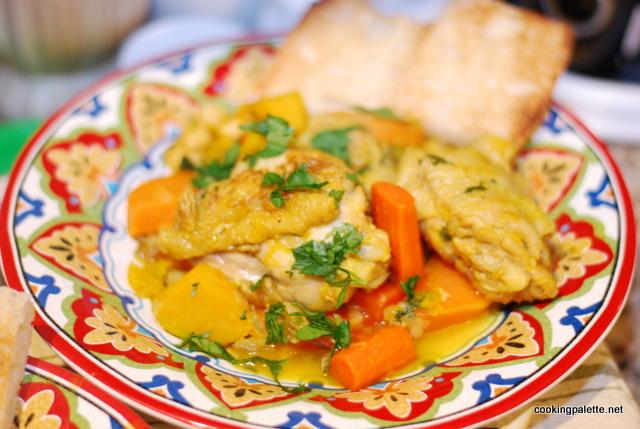 chicken k dra with cabocha (14)