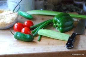 cous cous cilantro salad (1)