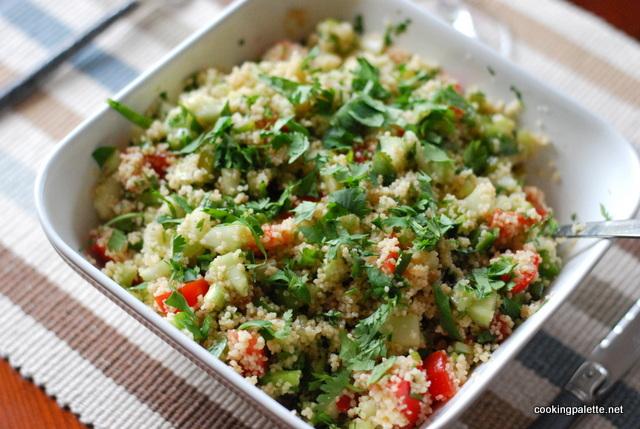 cous cous cilantro salad (11)