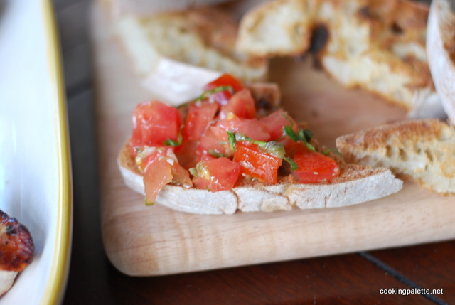 bruschetta with tomato and capers  (18)
