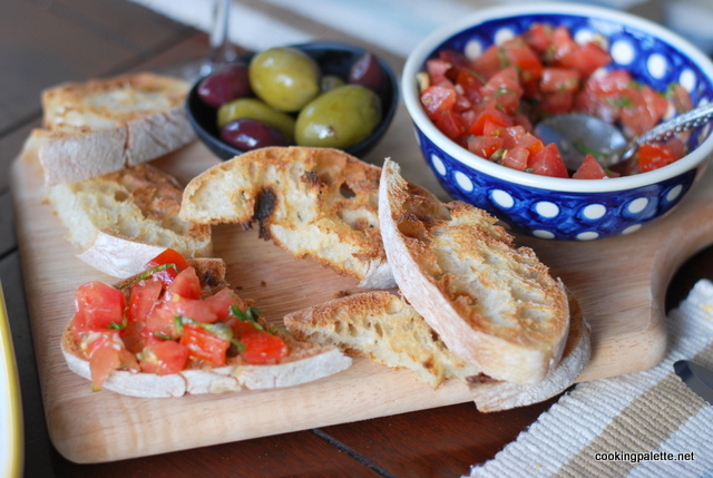 bruschetta with tomato and capers  (19)