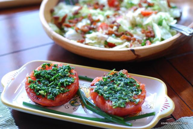 tomatoes parsley pistou (10)