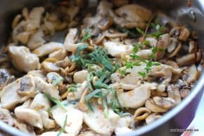 creamy chicken mushroom pasta (7)