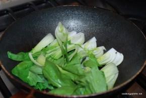 chicken bok choy stir fry (9)