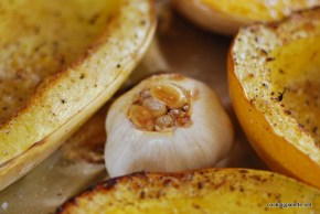 winter squash with garlic roasted (14)
