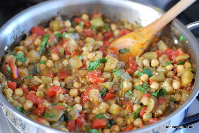 eggplant chickpea stew (13)
