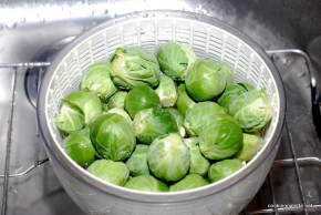 lemony garlicy brussel sprouts (1)