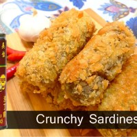 Crunchy Sardines Roll Recipes