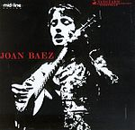 Joan Baez album cover.