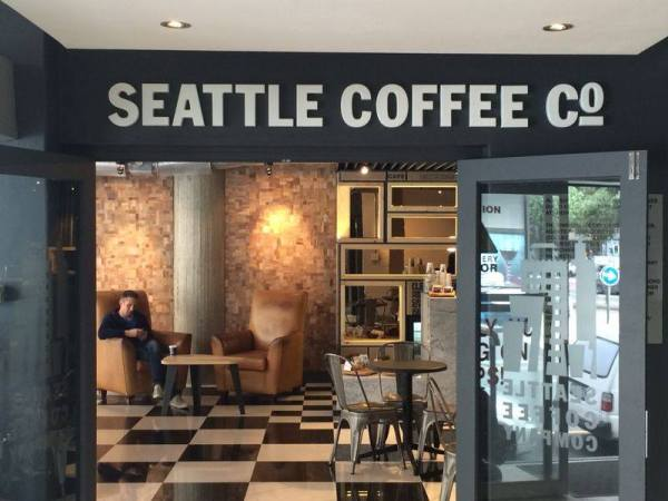 Seattle Coffee Co Store