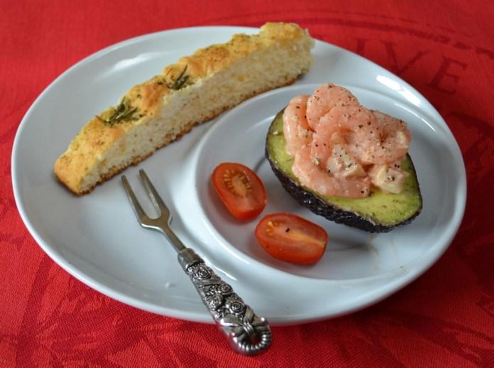Avo & Seafood Salad
