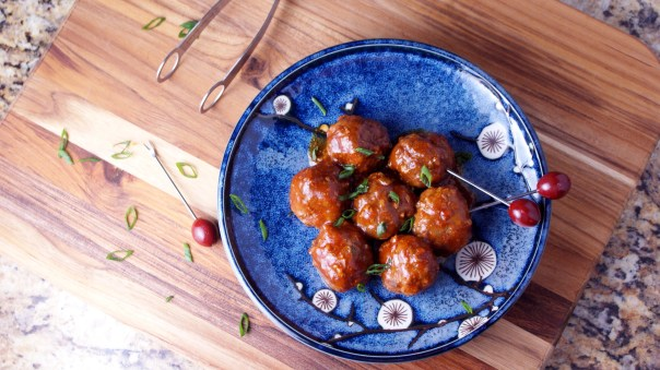 Korean Meatballs