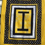 Iowa Hawkeyes Quilt