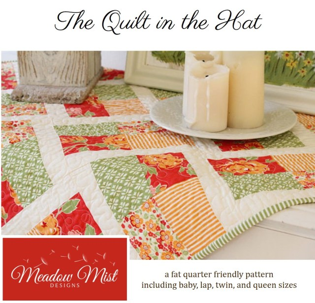 The Quilt in the Hat Title Page