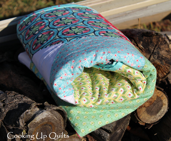 Playtime Quilt roll
