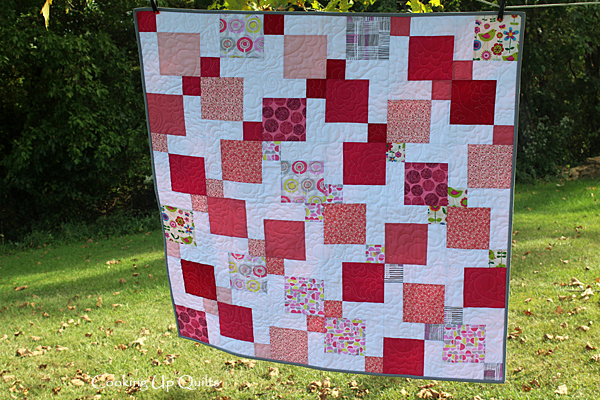 Lollipop Baby Quilt
