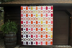 Snap Crackle Pop quilt pattern