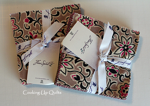 Ansonia charm packs