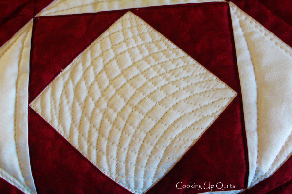 Curved Crosshatch Ruler Work
