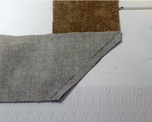 Joining Binding Strips Tutorial